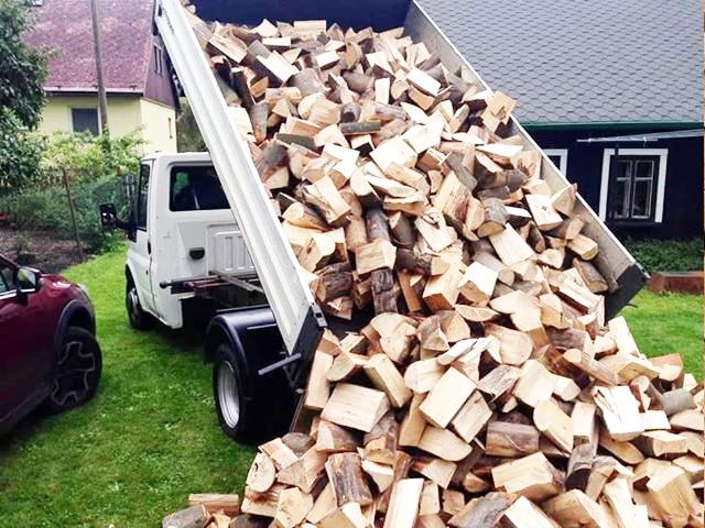Doprava palivového dřeva
