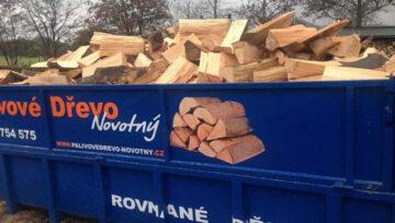 AKCE: Celý kontejner šťípaného smrku za 9900 Kč!