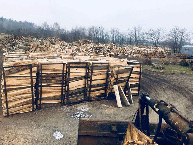 Palivové dřevo Kunratice u Cvíkova